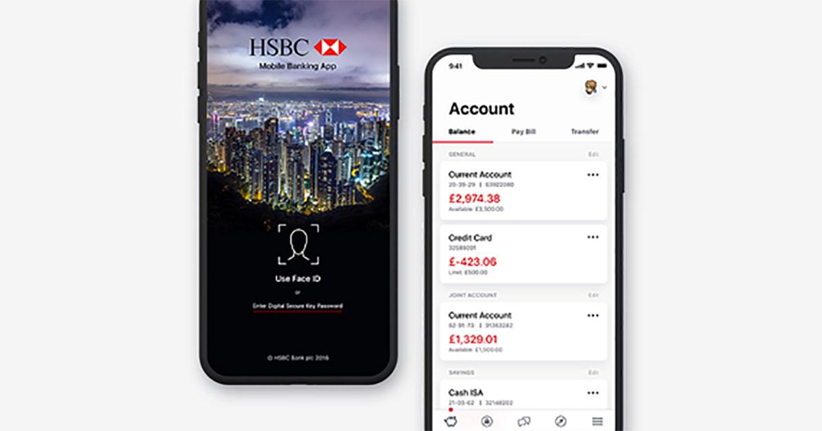 Hsbc Mobile Banking App Change Phone | Mobile Application Mania